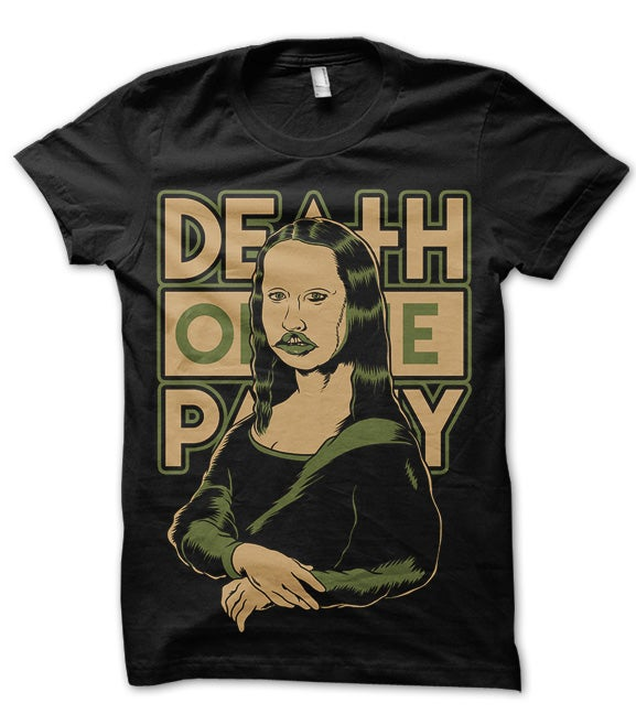 Image of DOTP 'Mona Lisa' T-Shirt