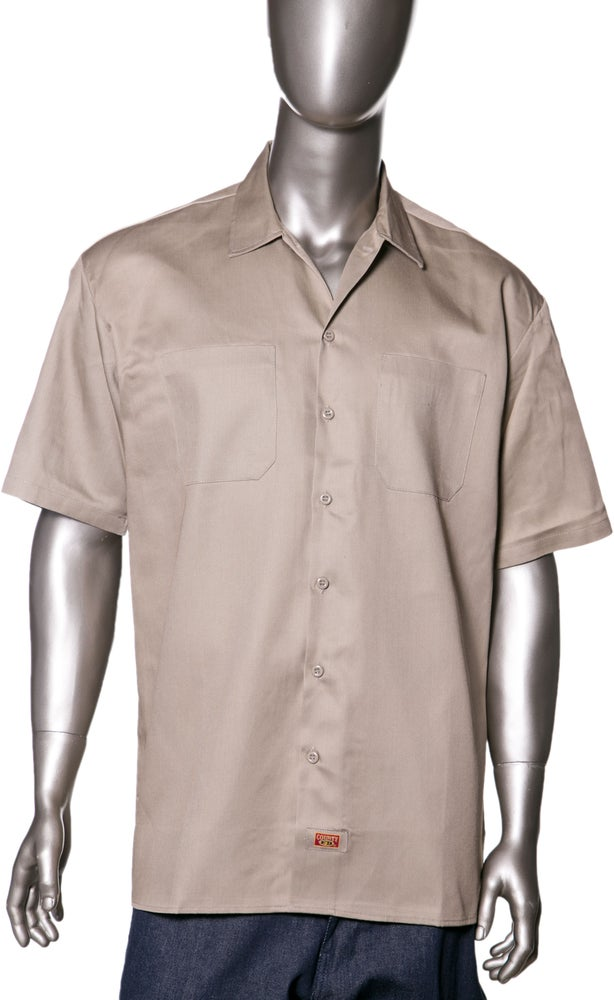 Image of Dickies Twill Work Shirts Style