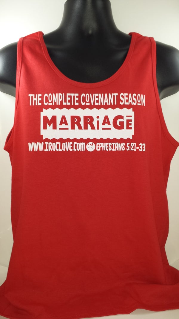 """Image of """"Marriage"""" ...the first institution #TankTops"""
