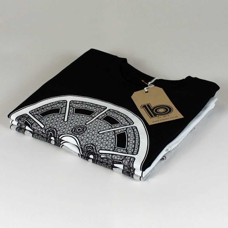 Image of Gas Burner Tee