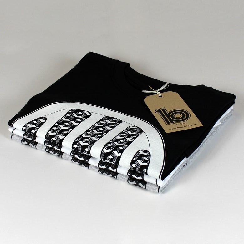 Image of Horn Grill Tee