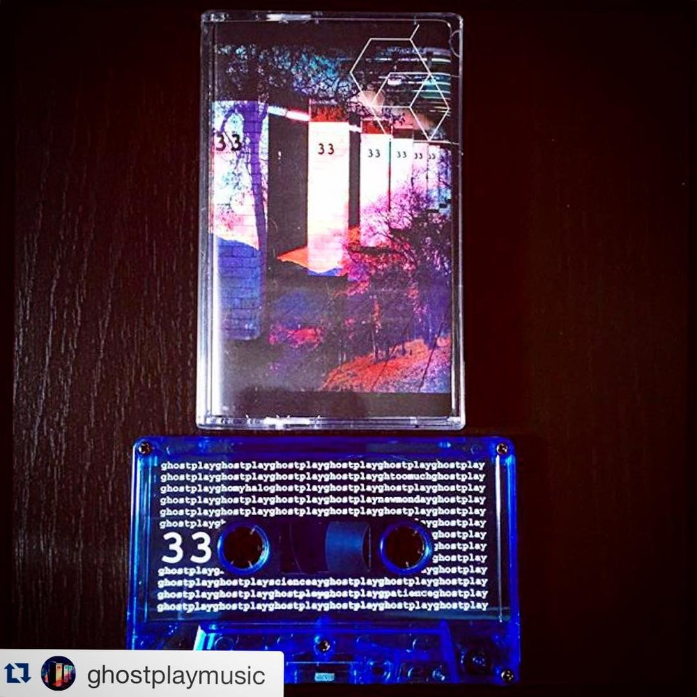 Image of Ghostplay '33' EP - Cassette