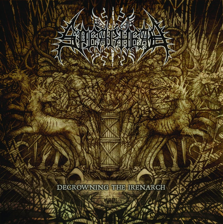 "Image of ""Decrowning the Irenarch"" LP"