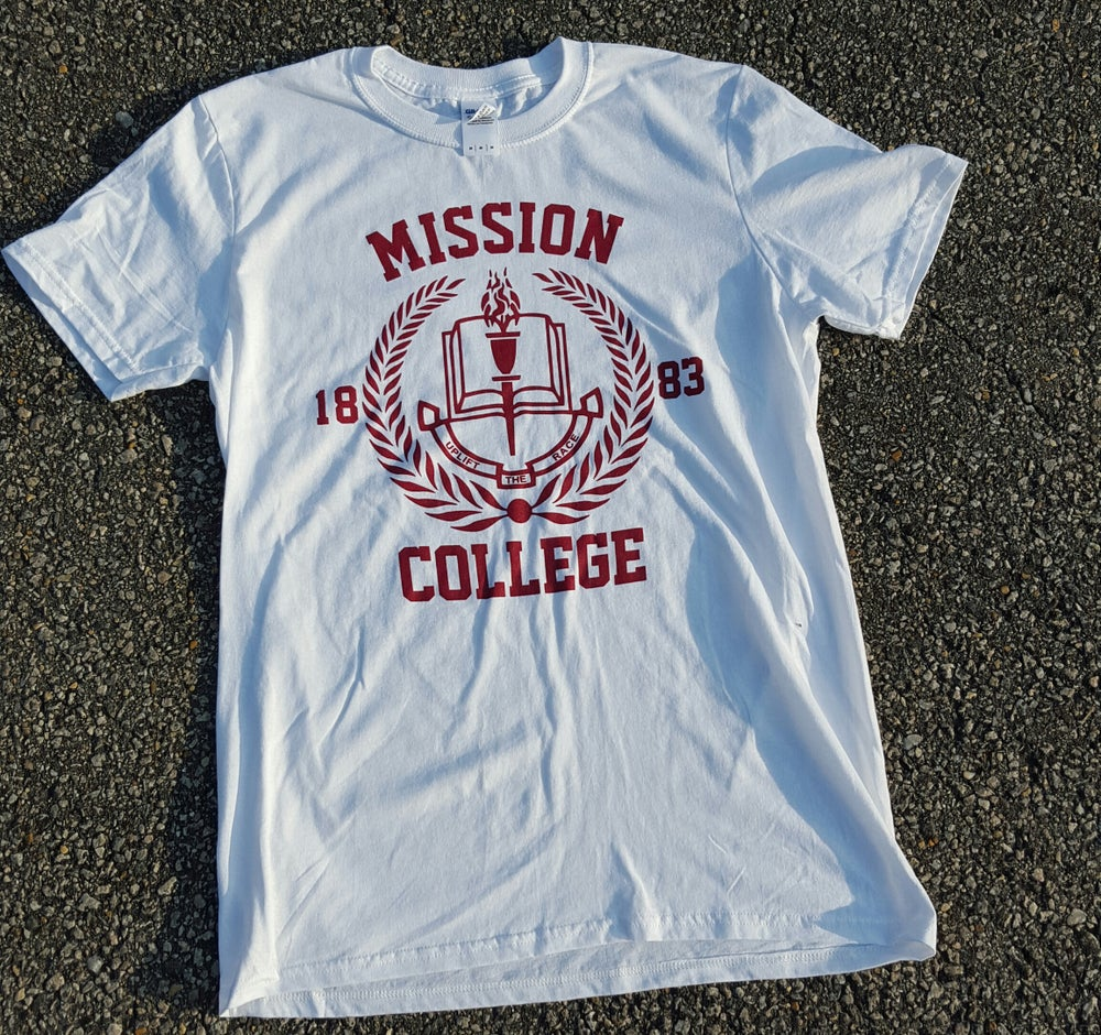 Image of Mission College - White