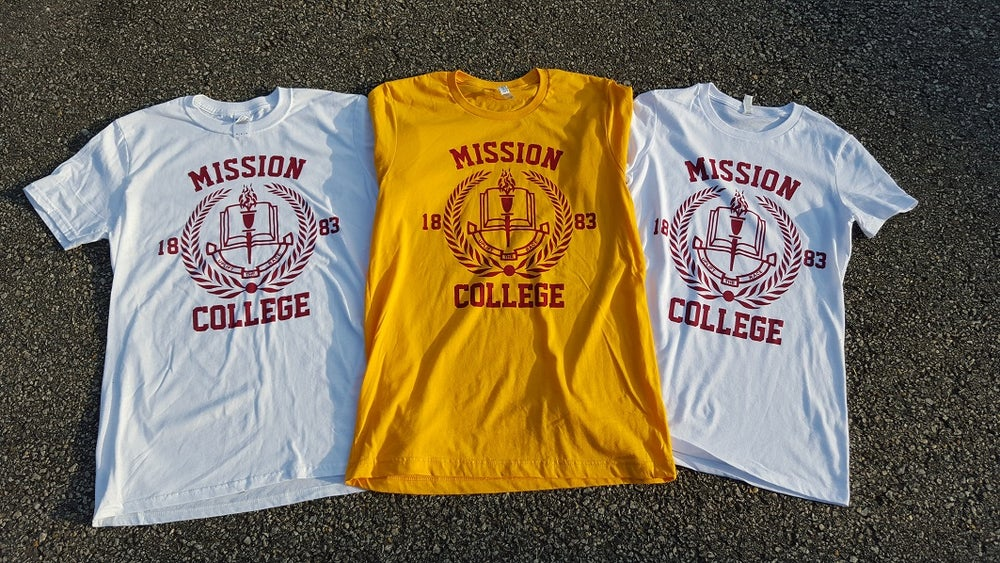 Image of Mission College - Gold (UNISEX)