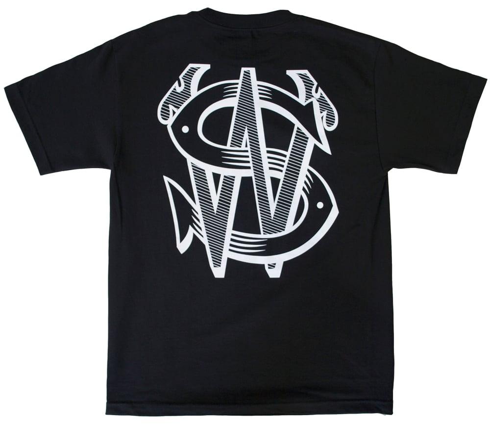 Image of SW T-Shirt | BLACK