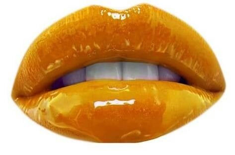 Image of Traces Glam tube- Orange you glad