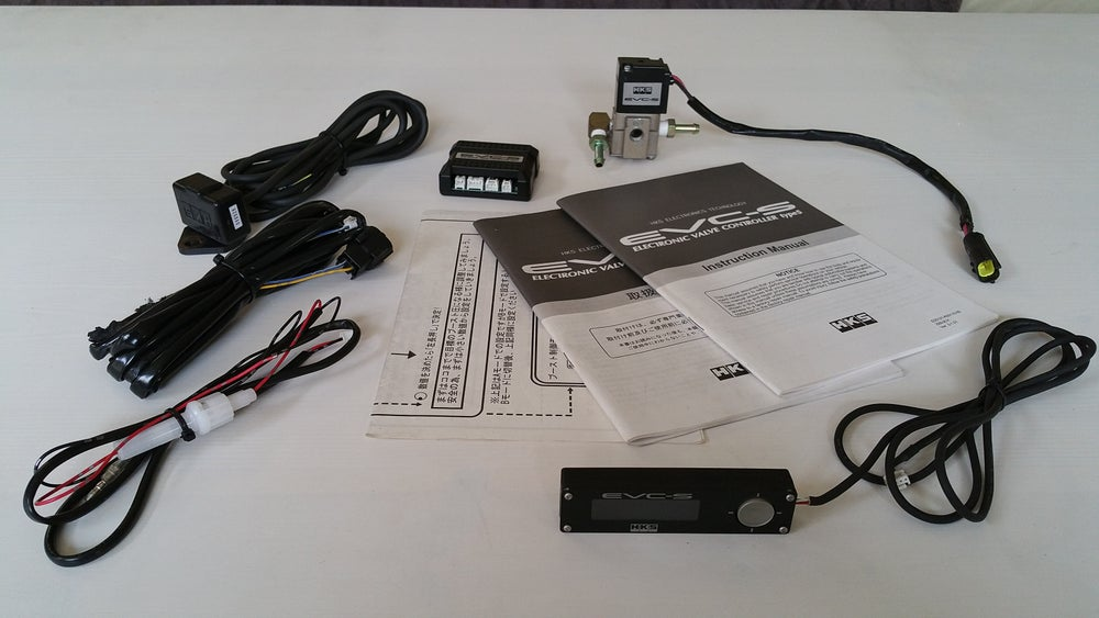 Image of HKS EVC-S Electronic Boost Controller