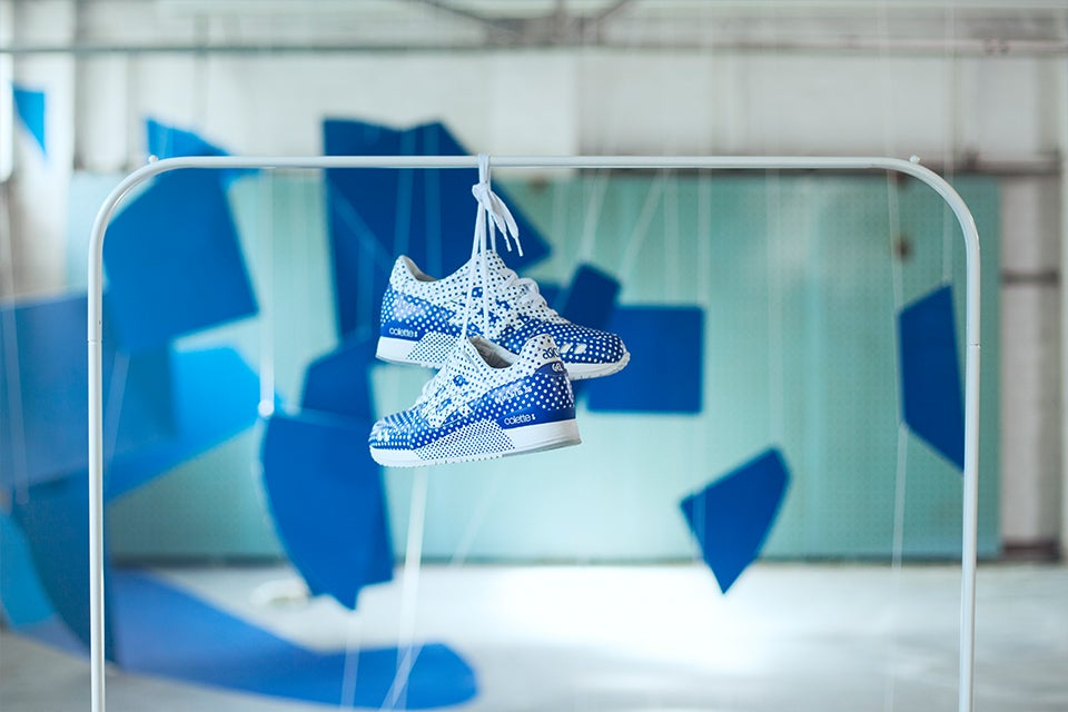 "Image of ASICS GEL LYTE 3 X COLETTE ""DOTTY"""