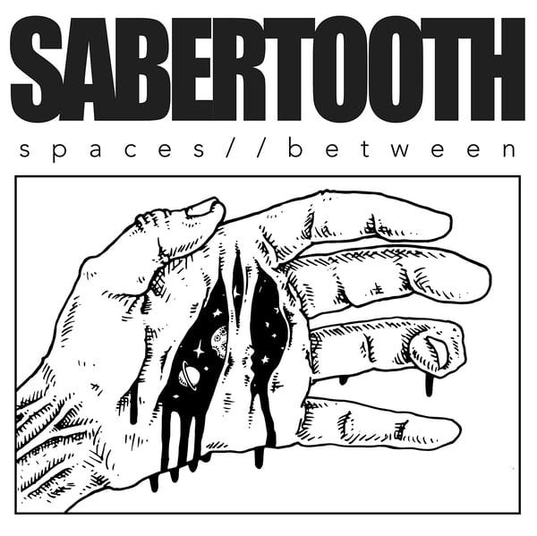 """Image of SABERTOOTH """"Spaces Between"""" LP"""