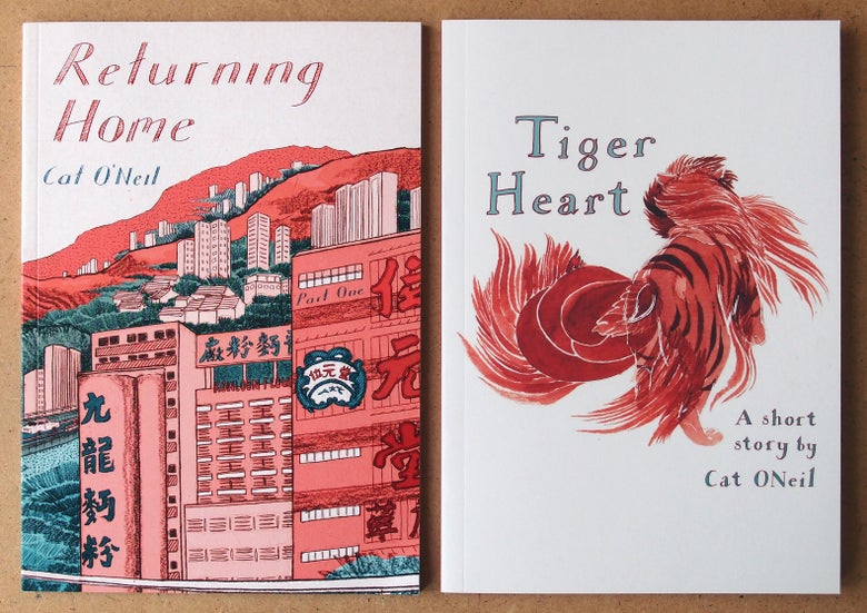 Image of Tiger Heart & Returning Home duo set