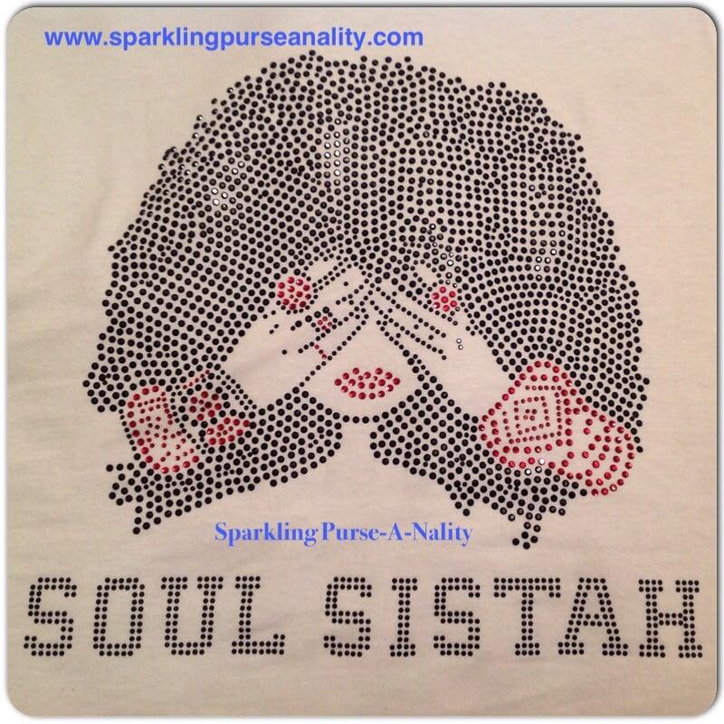 "Image of ""Sparkling"" Soul Sistah"