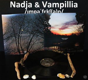 Image of NADJA & VAMPILLIA - Imperfection / VINYL LP