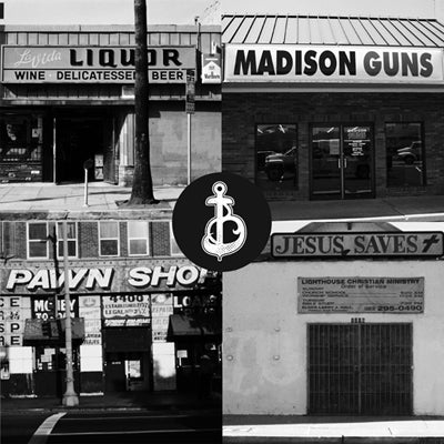 "Image of The Ballantynes ""Liquor Store Gun Store Pawn Shop Church"" (LTDR-EP001)"