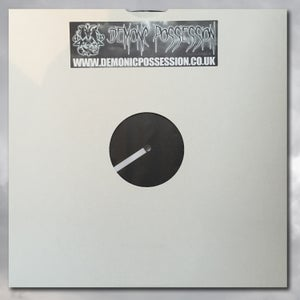 Image of DEMONBOILER - Boiler Room Cuts (Darkside Scratch Vinyl) LIMITED EDITION!