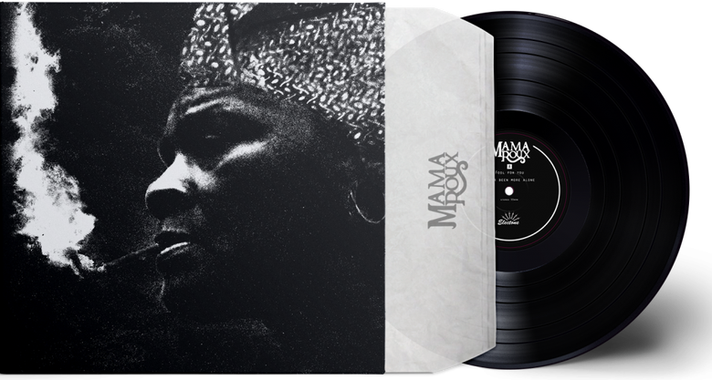 "Image of Mama Roux EP - First Edition 12"" Vinyl Record (+ FREE Download)"
