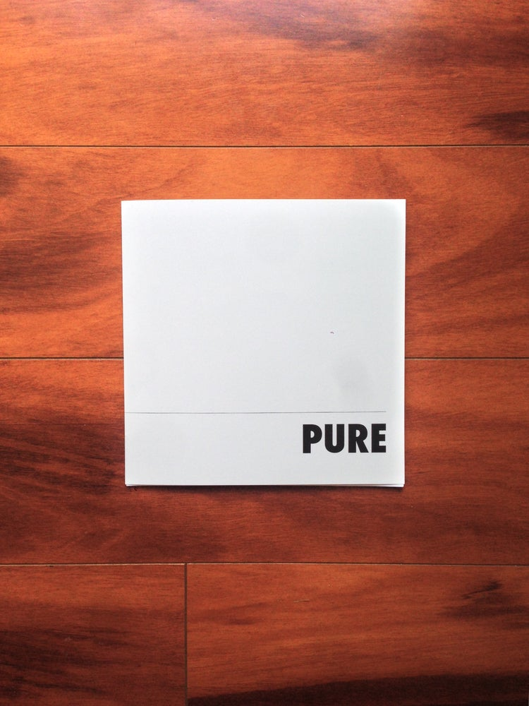 Image of Pure - XXX 7""