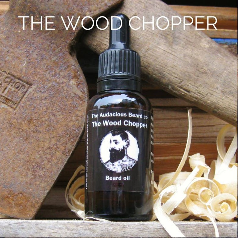 Image of The Wood Chopper - beard oil - Original range
