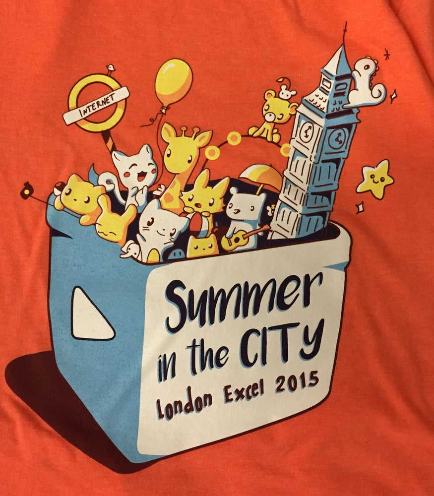 "Image of ""Internet in a Box"" (Official SitC 2015 Tshirt)"