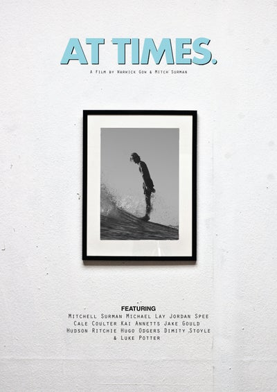 Image of At Times : DVD
