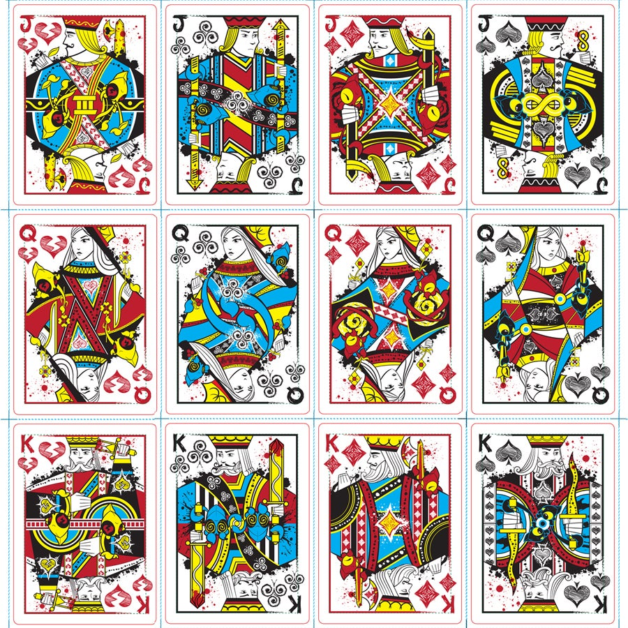 Image of Squibs Playing Card