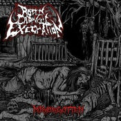 "Image of ROTTEN CADAVERIC EXECRATION ""MISBEGOTTEN"" CD"