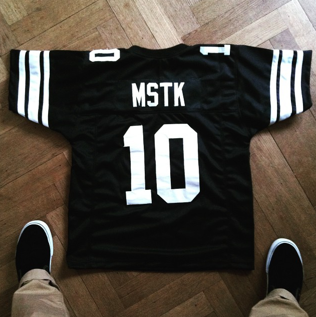 Image of Mastok Press Jersey