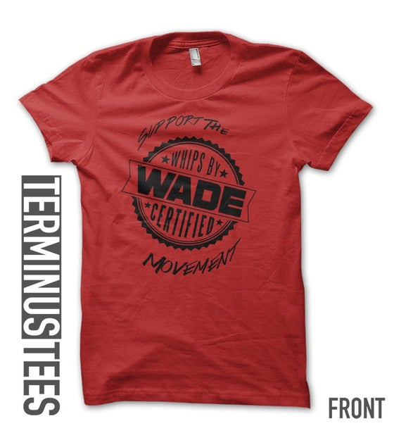 Image of Support The Movement Tee - RED