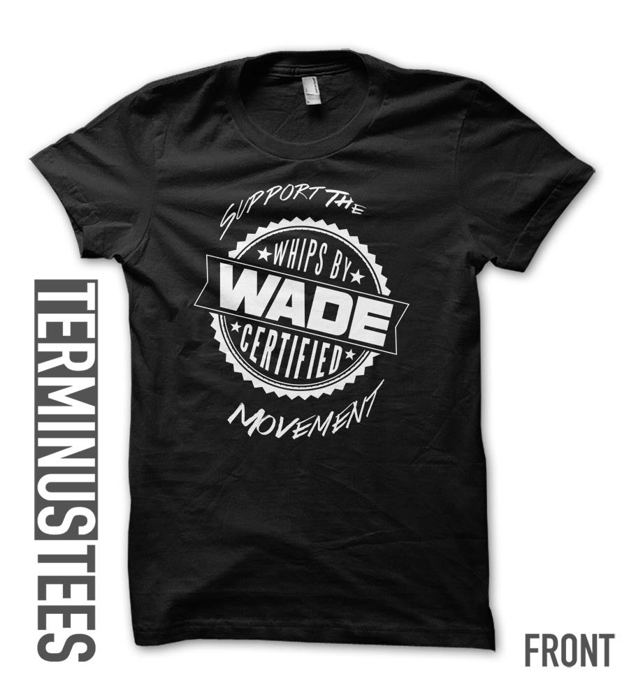 Image of Support The Movement Tee - BLACK
