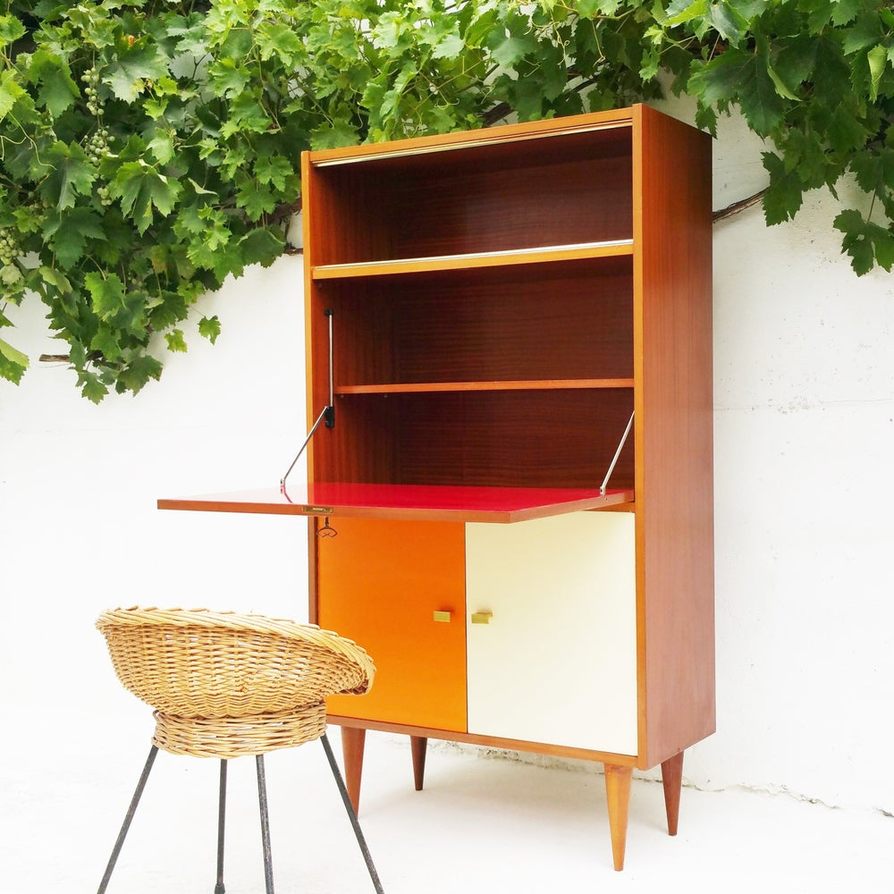 Image of Secretaire 70' customisé