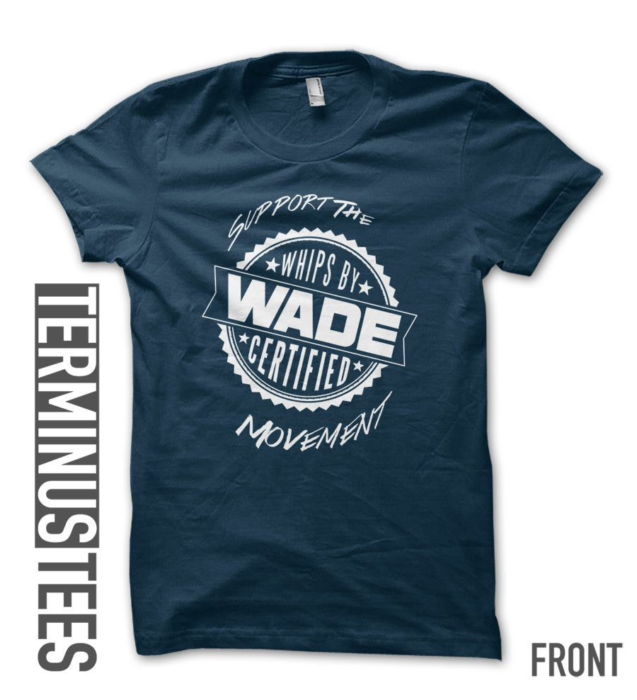 Image of Support The Movement - Navy Blue