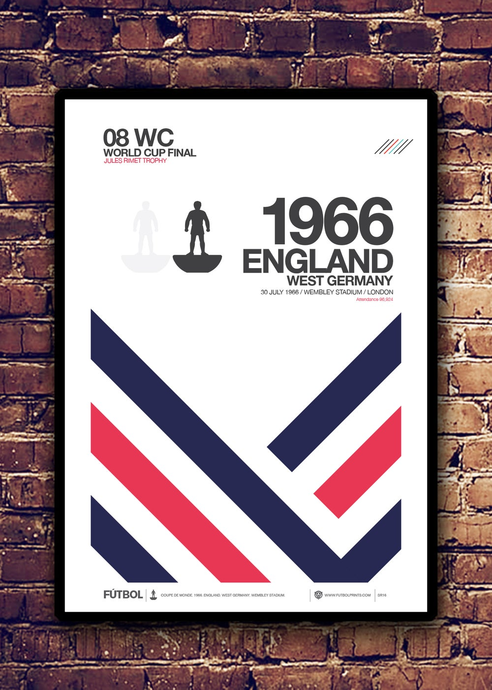 Image of ENGLAND. WEST GERMANY - 1966