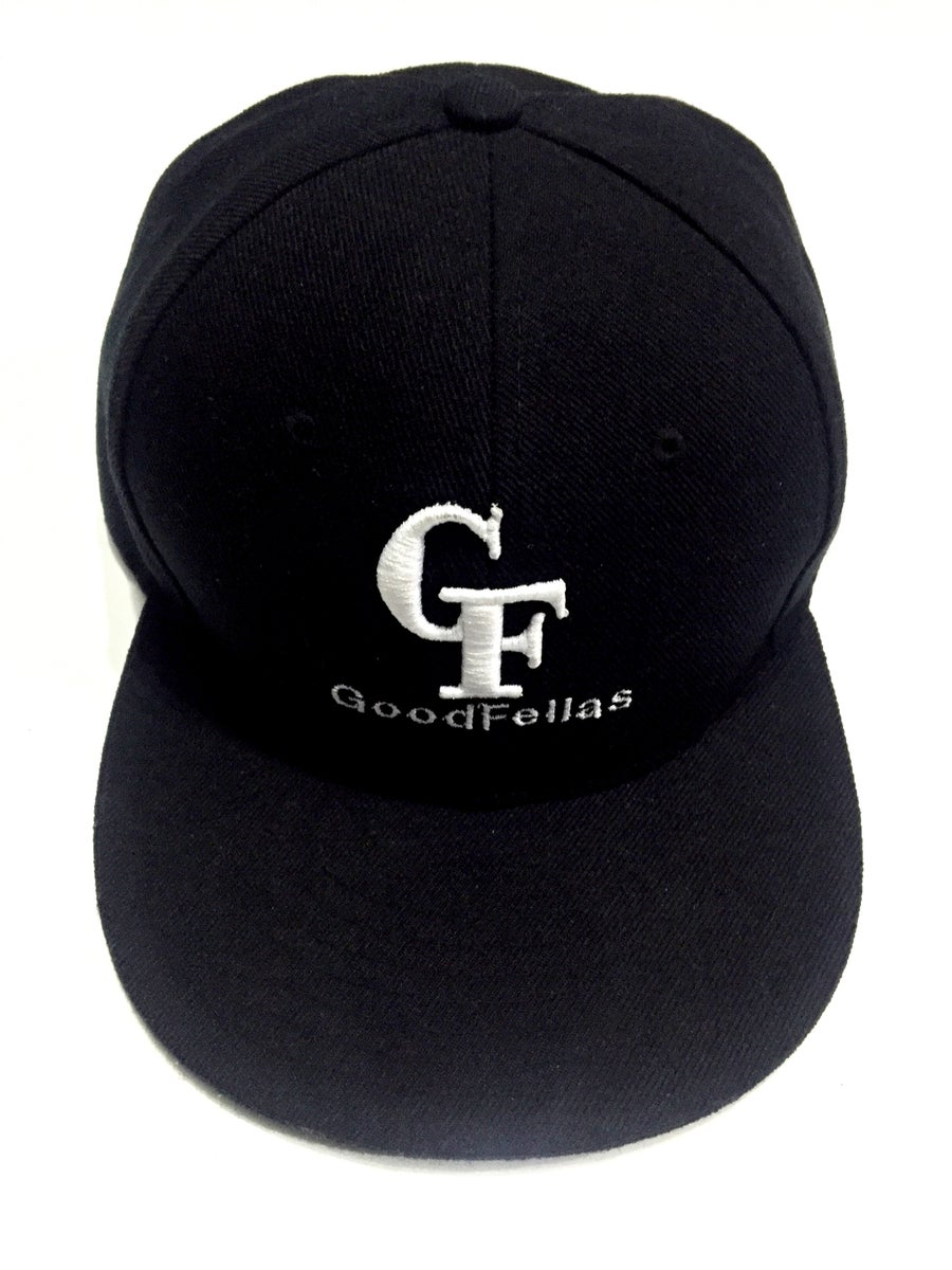 Image of Black & White GF Snapback