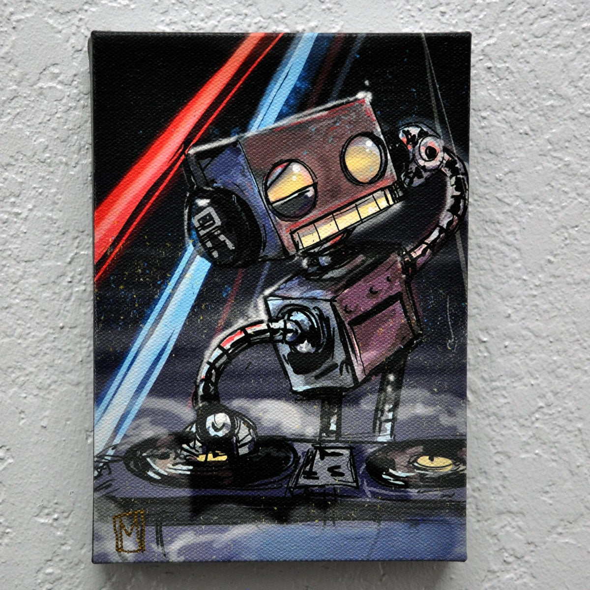 Image of The Modern DJ Print