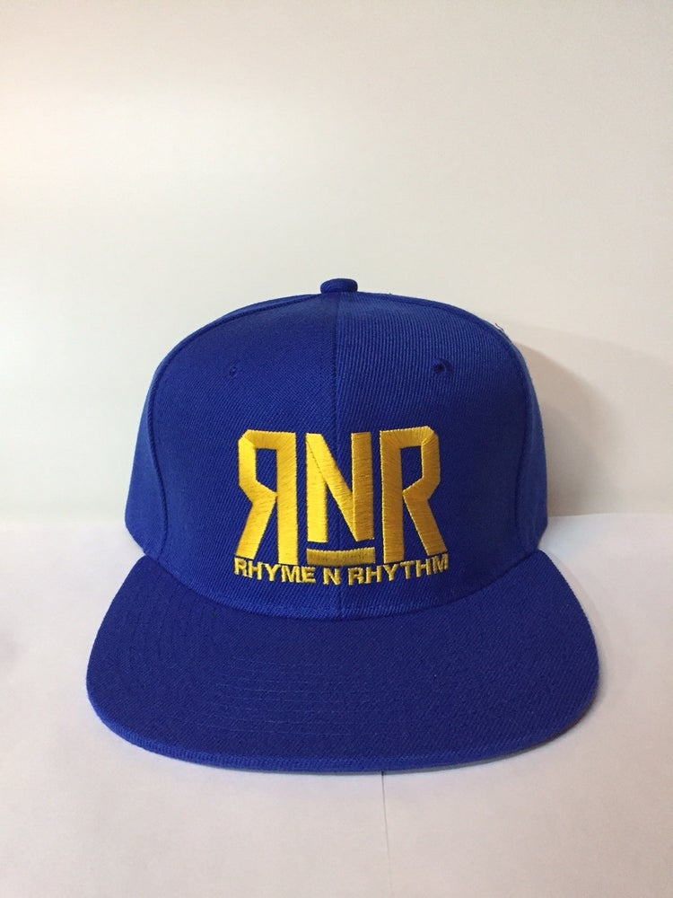Image of RNR - Snapback - WARRIOR EDITION