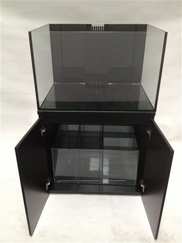 Image of 90 Gallon Cube Complete Starfire Aquarium