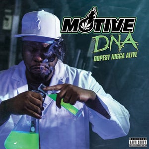 Image of Motive - D.N.A. Dopest Nigga Alive CD