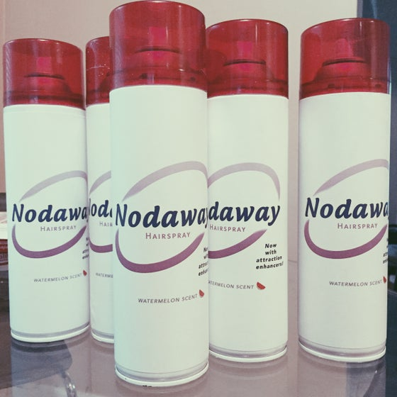 Image of Official Nodaway Hairspray