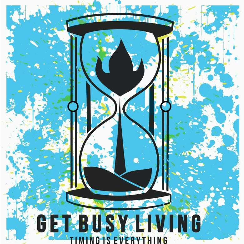 Image of Get Busy Living EP