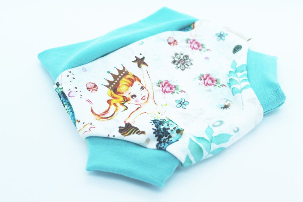Image of Nappy Pants - Vintage Mermaid