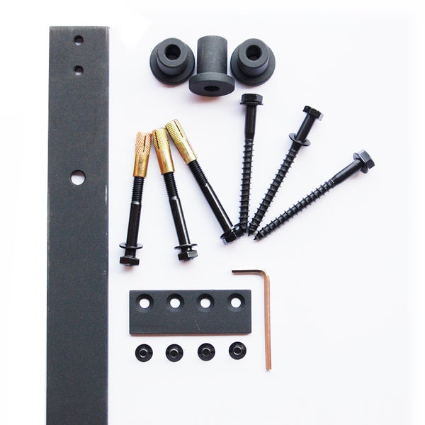 Image of Track Extension Kit (matt black)