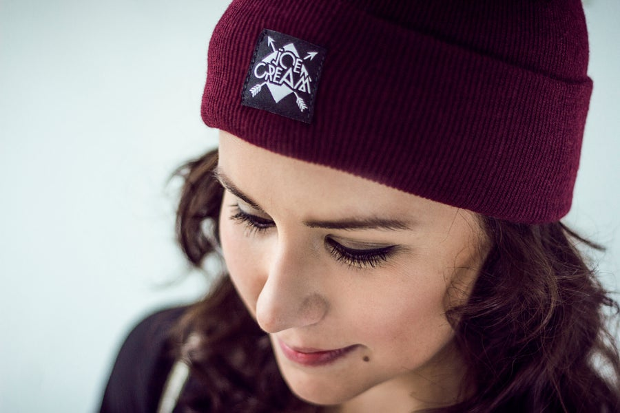 Image of ICE CREAM ARROW BEANIE / 5 Colorways