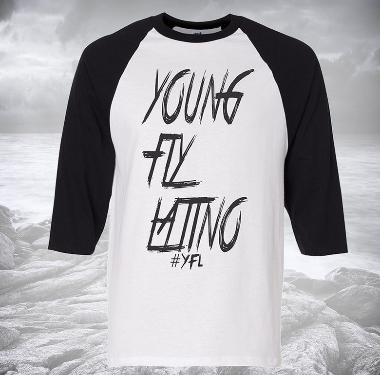 Image of Y.F.L Baseball Tee