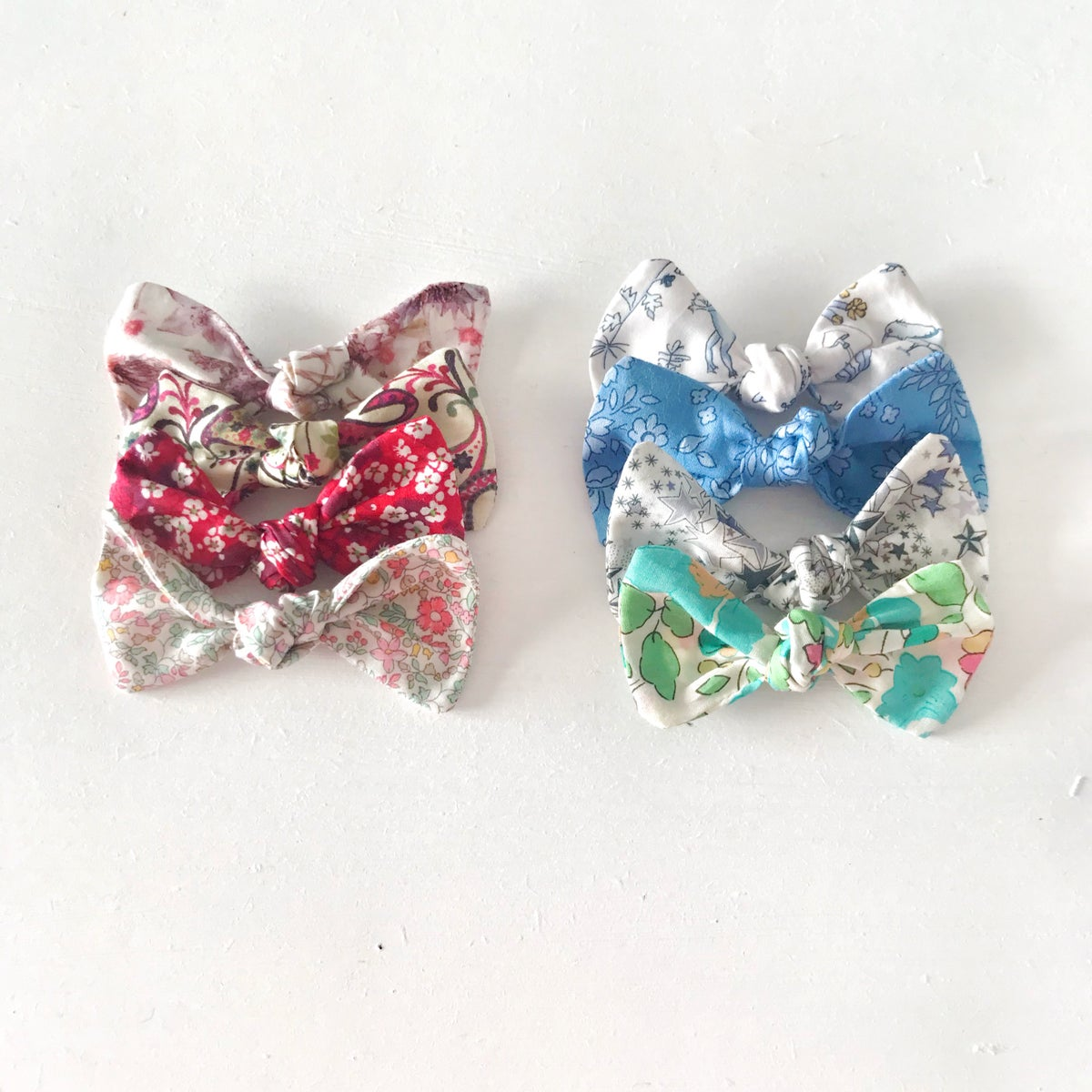Image of NEW -  Liberty Fabric Bows