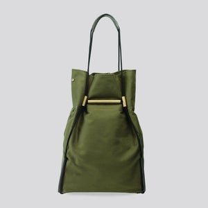 Image of Lasso - Shumai Small Tote Military Green
