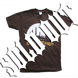 Image of RIOT SEASON Black Country T-Shirt 2013 (Mens Brown)