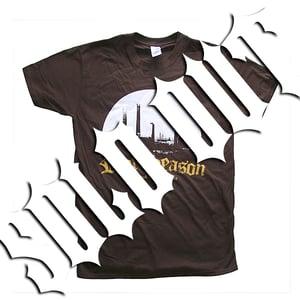 Image of RIOT SEASON Black Country T-Shirt 2013 (Mens Brown)