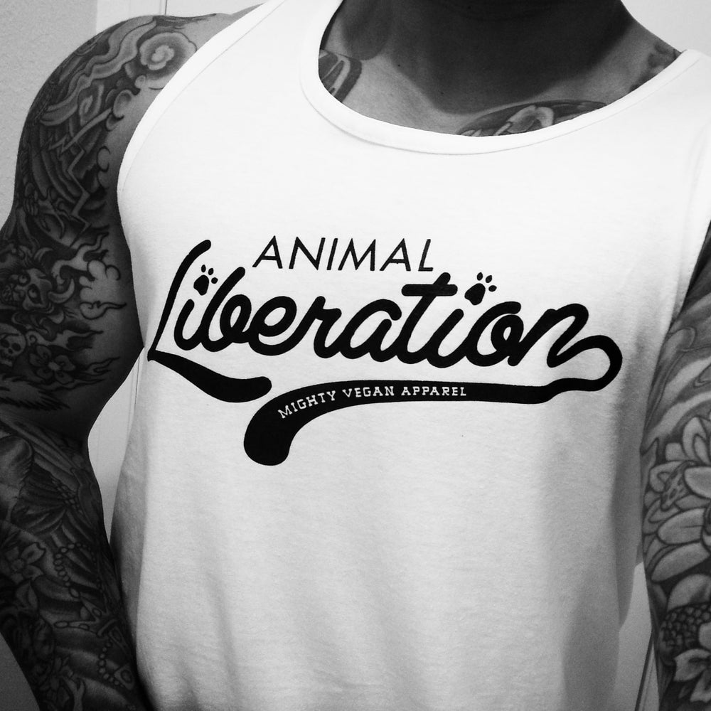Image of ANIMAL LIBERATION- TANK TOP