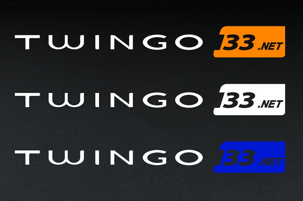 Image of Twingo133.net Sticker