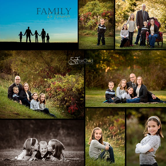 Image of Family Portraits